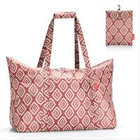 Сумка складная mini maxi travelbag diamonds rouge, Reisenthel